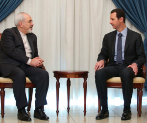 Iranian Economic, Administrative, and Military Influence in Syria 2017