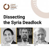 Webinar | Dissecting the Syrian Deadlock