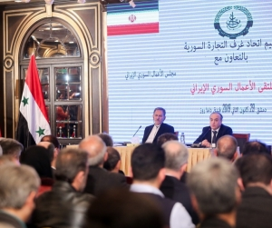 Official business visits between Iran and Syria 2019-18