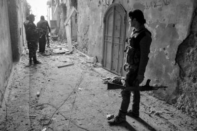 Developments in regard of the Syria