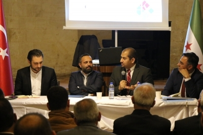 Workshop | The Security structures in the liberated areas