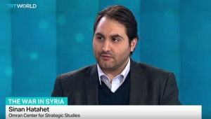 TRT World - Interview with Dr. Sinan Hatahet on a Political Solution in Syria