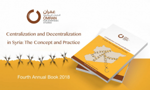 Centralization and Decentralization in Syria: Concepts and Practices