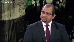 TRT World - Interview with Dr. Ammar Kahf on Russian Airstrikes in Syria