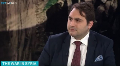 TRT World -  Interview with Dr. Sinan Hatahet on the Kurds in Northern Syria and Geneva Talks