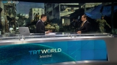 TRT World Interview with Ammar Kahf about on the latest in Aleppo
