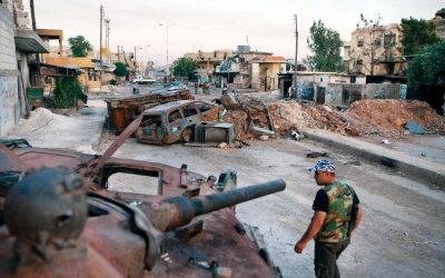 Analysis: The Battlefield in Syria's Southernmost City, Daraa