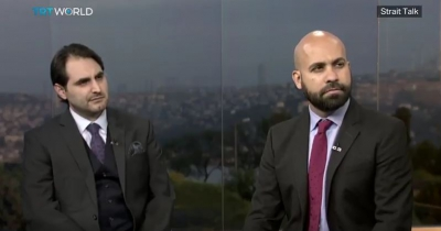 Strait Talk: Panel discussion with Yaser Tabbara and Sinan Hatahet on the latest in Raqqa