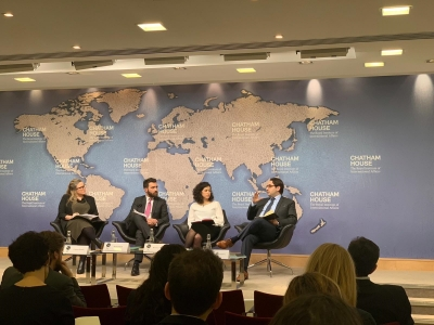 The Future of Syria: Towards Inclusive Peacebuilding