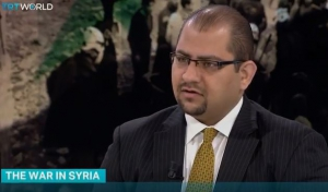 TRT World - Interview with Dr. Ammar Kahf on Ceasefires in Syria
